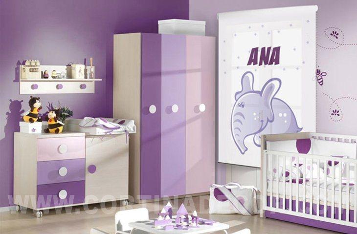Estores infantis personalizados decora o da casa - Estores para bebes ...