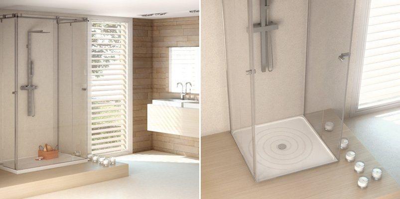 Estilos de casas de banho silestone decora o da casa - Modelos cuartos de bano ...