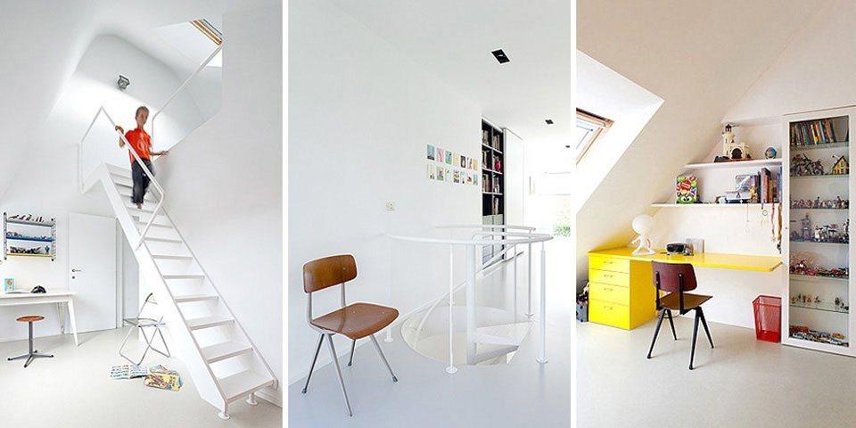 Decora o minimalista baseada no branco decora o da casa for Ideas para decorar casa minimalista
