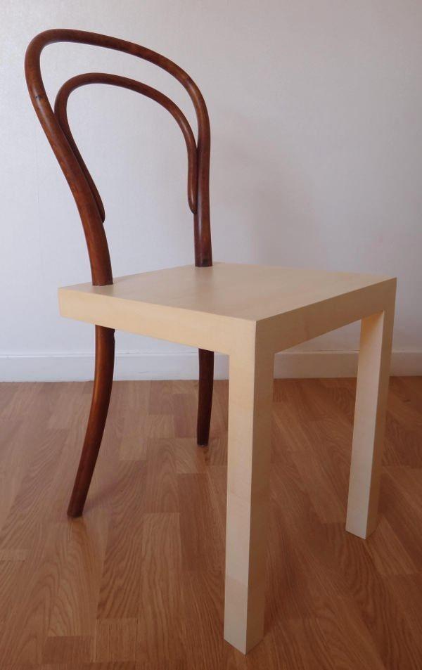 mobilier et thonet homenagem cadeira n mero 14 de. Black Bedroom Furniture Sets. Home Design Ideas