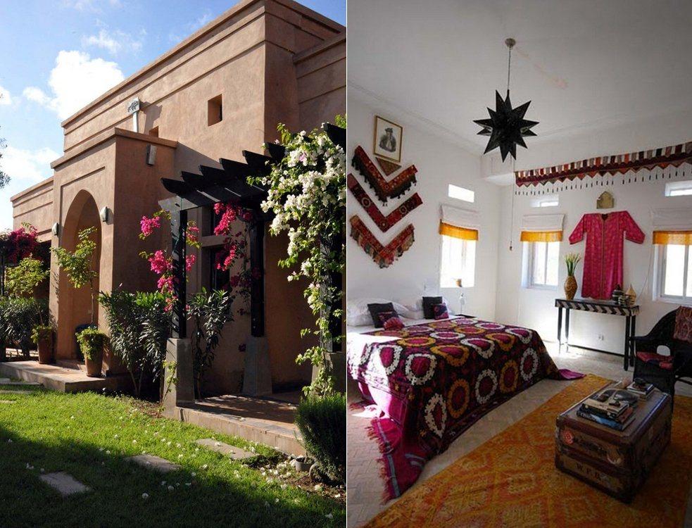 Inspira o para uma decora o rabe decora o da casa - Casas estilo arabe ...