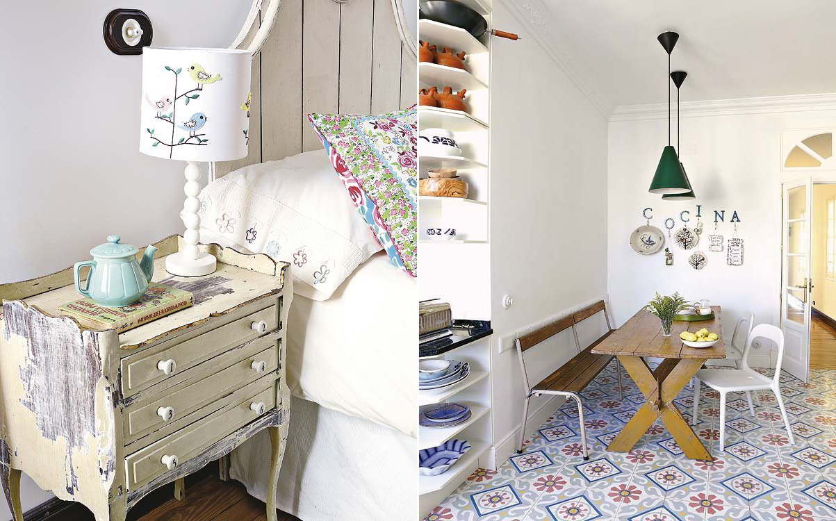 Decora o retro com toques modernos decora o da casa for Paginas de ideas de decoracion