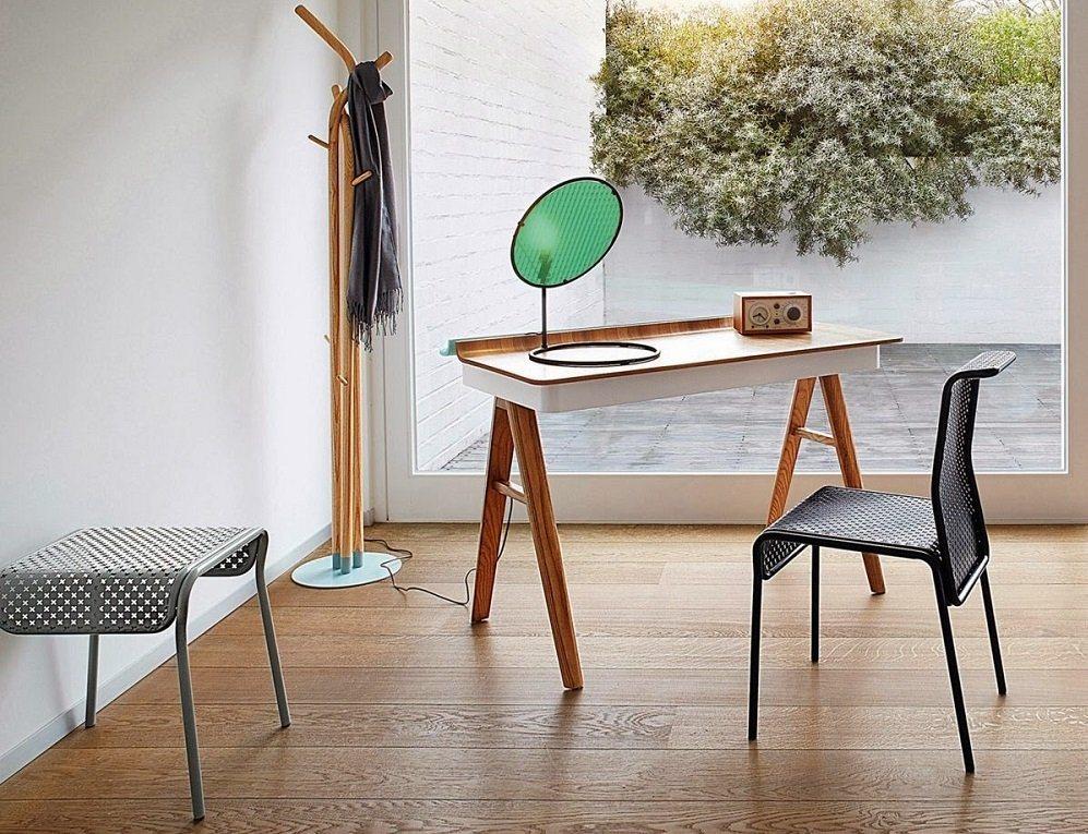 Ideias para decorar um escritório pequeno Decoraç u00e3o da casa  -> Decorar Un Escritorio Pequeño