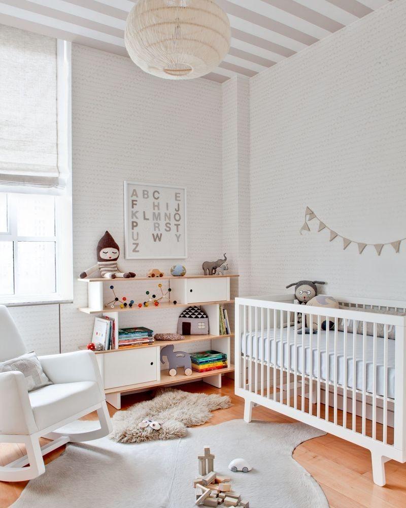Ideias Para Um Quarto De Beb Elegante E Doce Decora O Da Casa