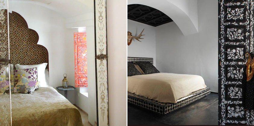decoracao de interiores estilo marroquino : decoracao de interiores estilo marroquino:Decoração marroquina no hotel P'tit Habibi. Decoração da casa.