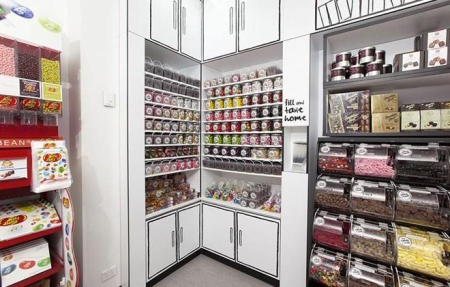 Incr vel decora o de uma loja de doces decora o da casa for Casa tiendas de decoracion catalogo