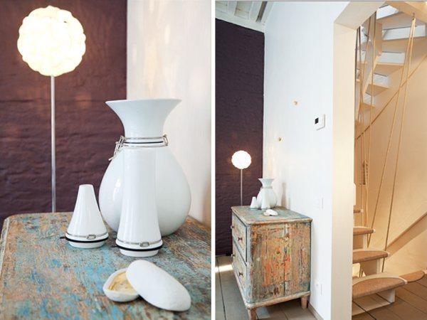 Inspiração para uma decoração étnica Decoração da casa