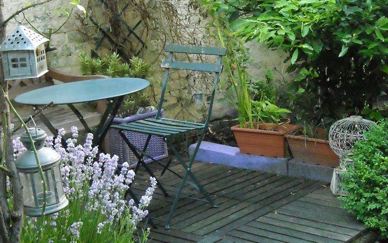 Cria um jardim urbano em 4 etapas decora o da casa for Como organizar un jardin grande