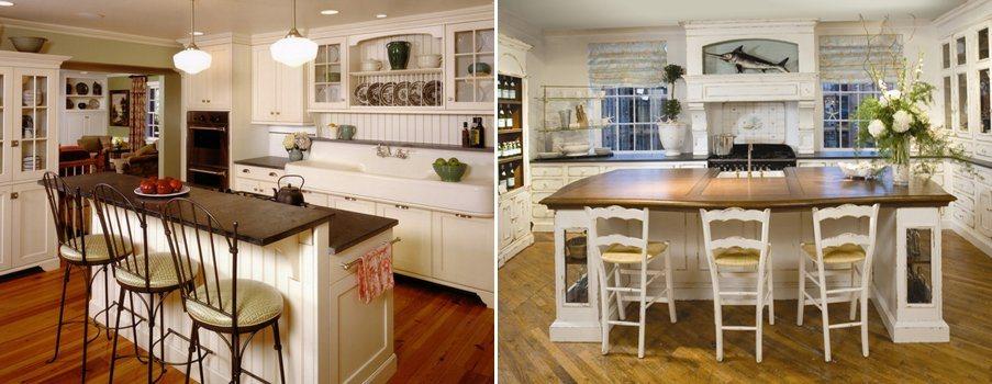 Chaves do estilo cottage decora o da casa for Casa de estilo campestre