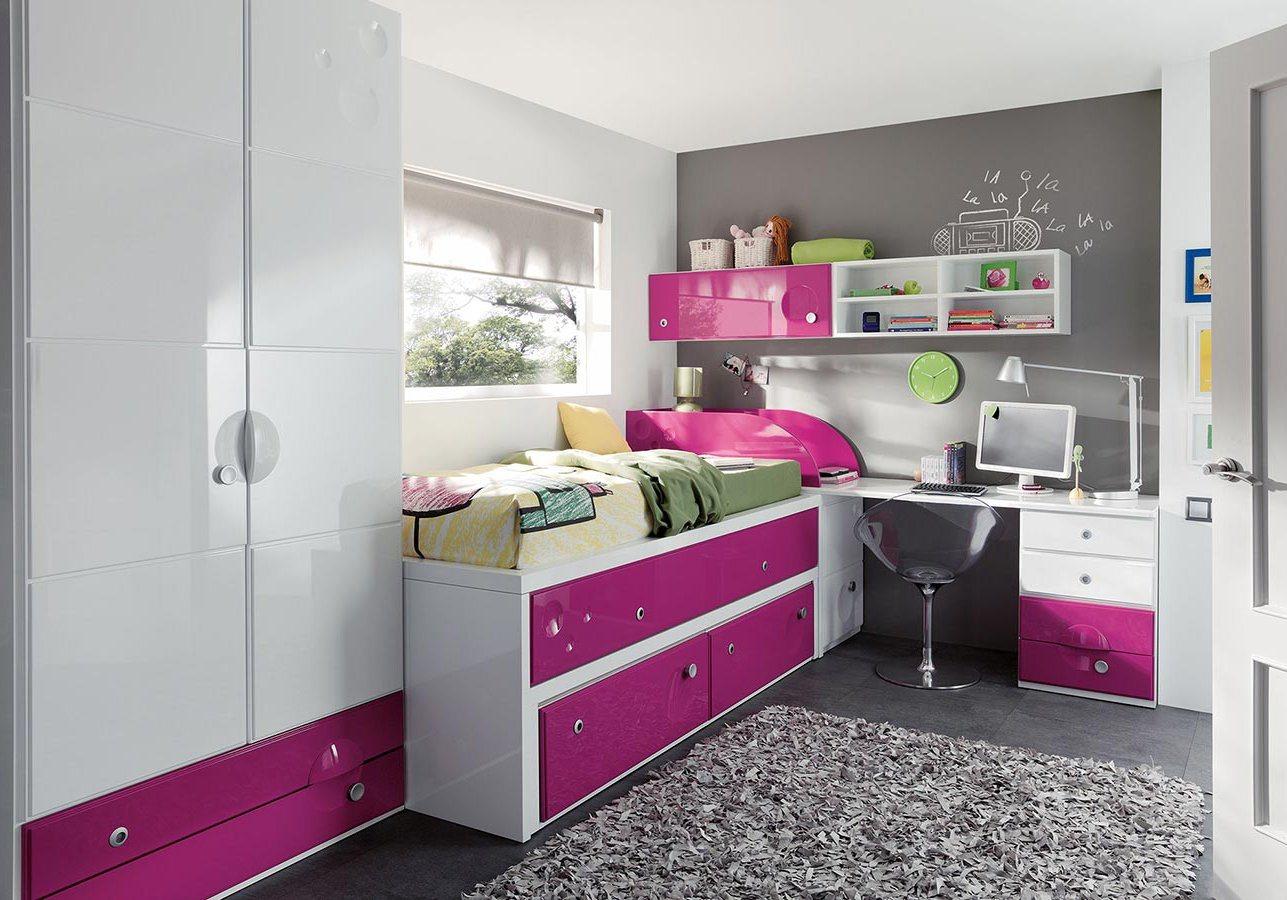 Quartos juvenis da empresa juraco decora o da casa for Dormitorio para adolescentes