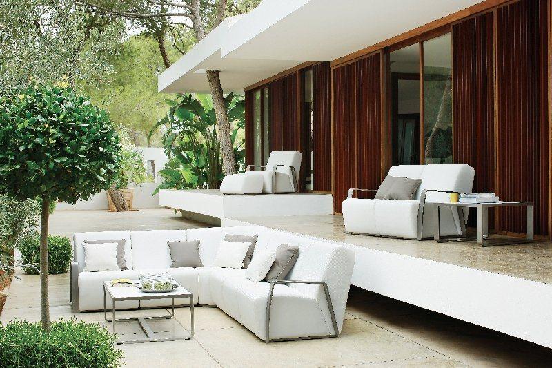 جلسات خارجية جلسة حدائق حدائق حديثة جلسات بكامل الاناقة ديكور مجالس خارجي تصميم