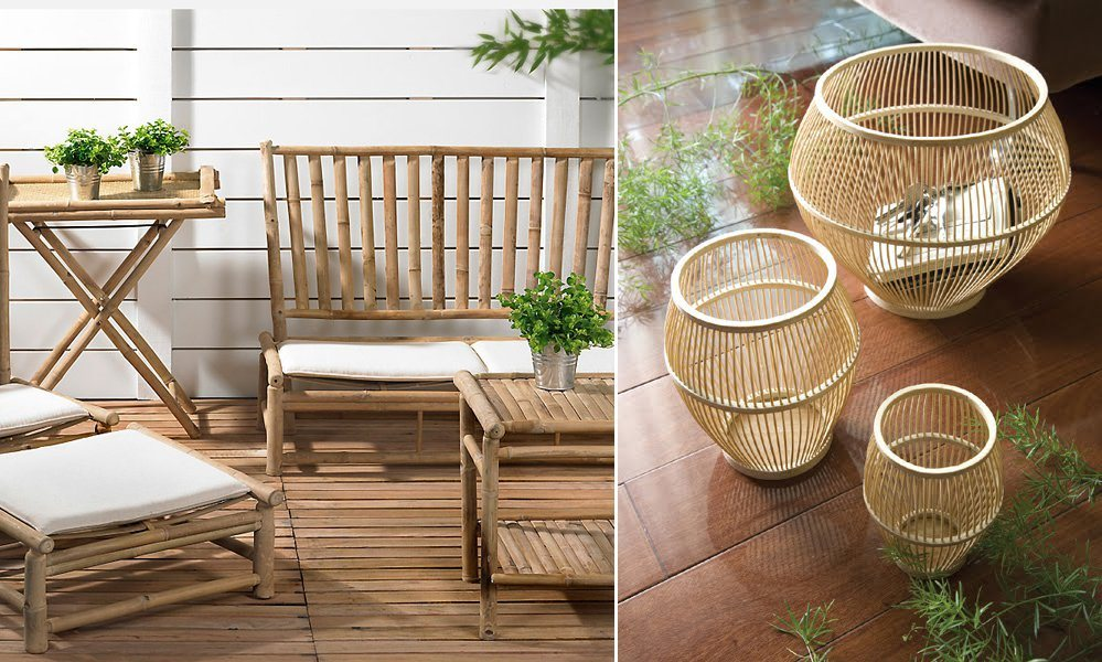 Bambu Baño Feng Shui:Ideias para decorar com bambu Decoração da casa