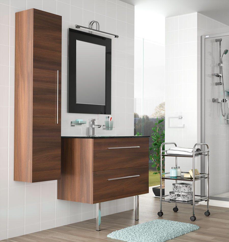 Mobiliário de casa de banho da empresa Salgar. Móveis de ...