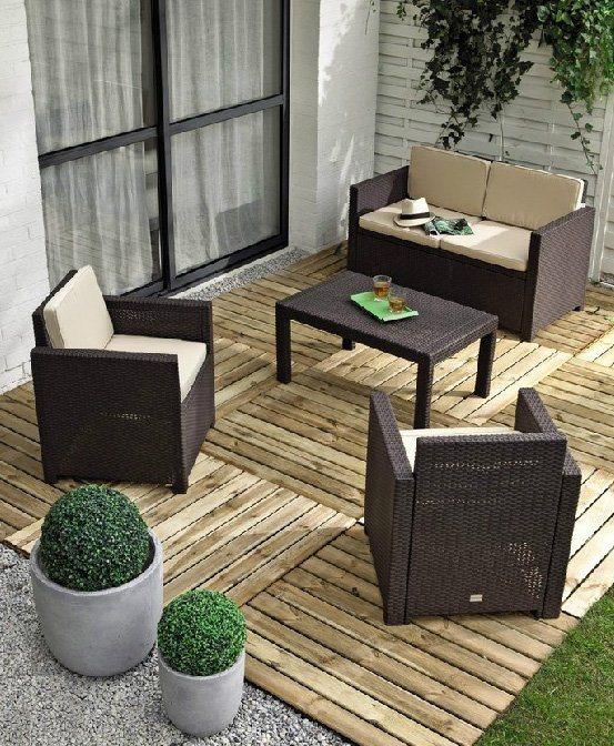 M veis de jardim primavera ver o 2012 decora o da casa for Mobiliario de jardin moderno
