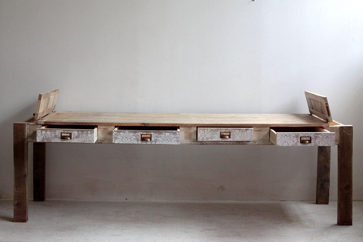 Móveis reciclados da Segnomaterico. Decoração da casa. #31201A 1200x801