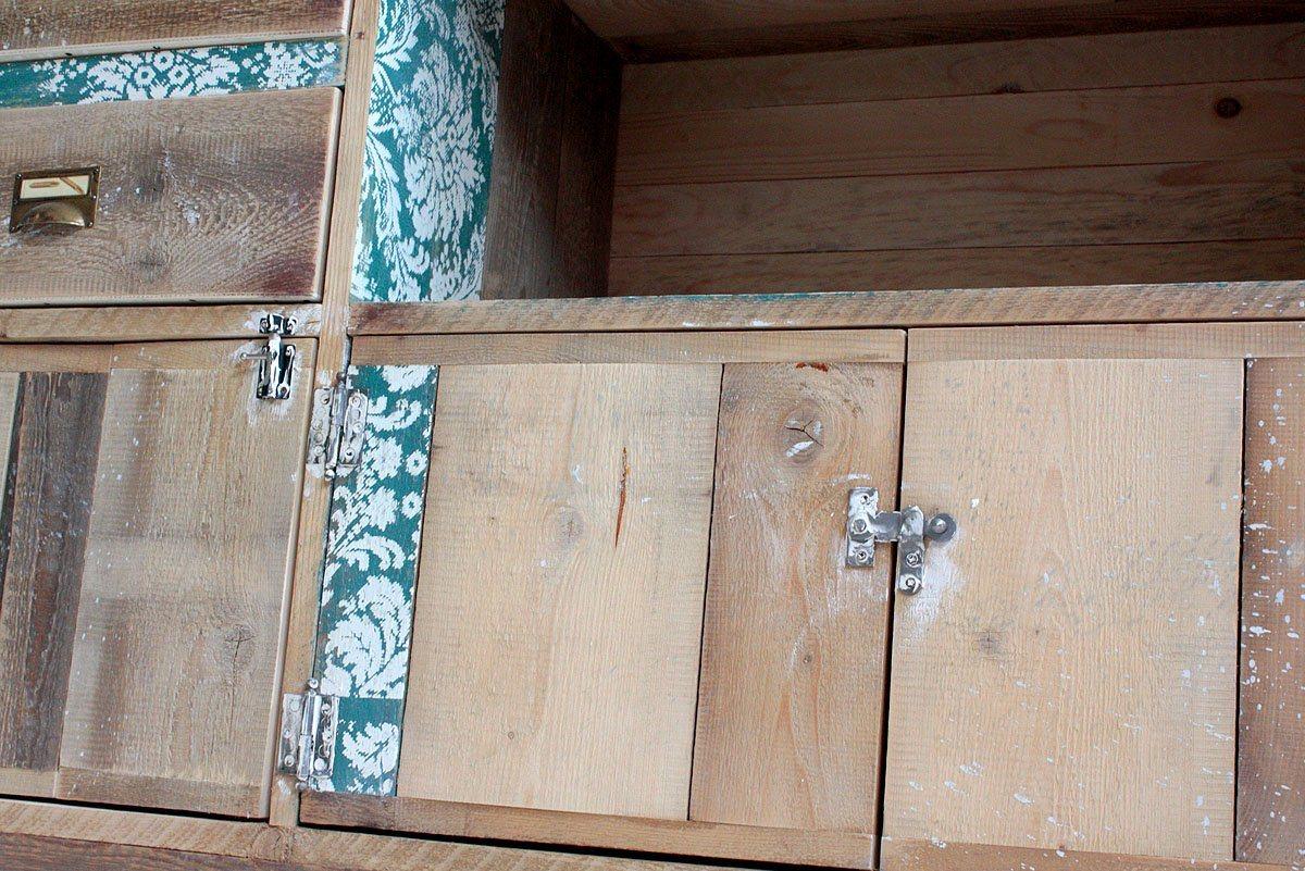 Imagens de móveis reciclados da Segnomaterico. Móveis reciclados da  #387583 1200x801