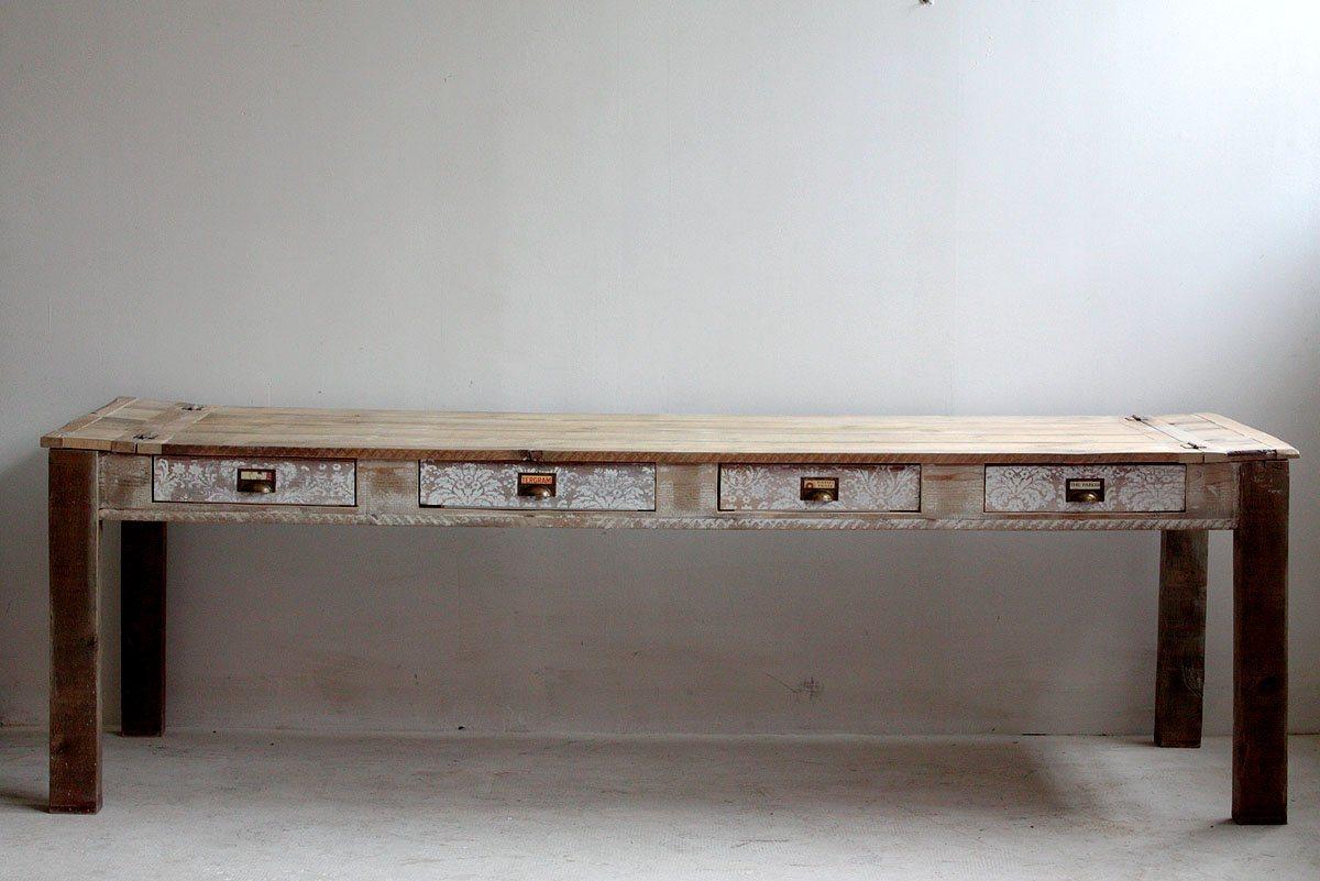 Móveis reciclados da Segnomaterico. Decoração da casa. #2F1F19 1200x801
