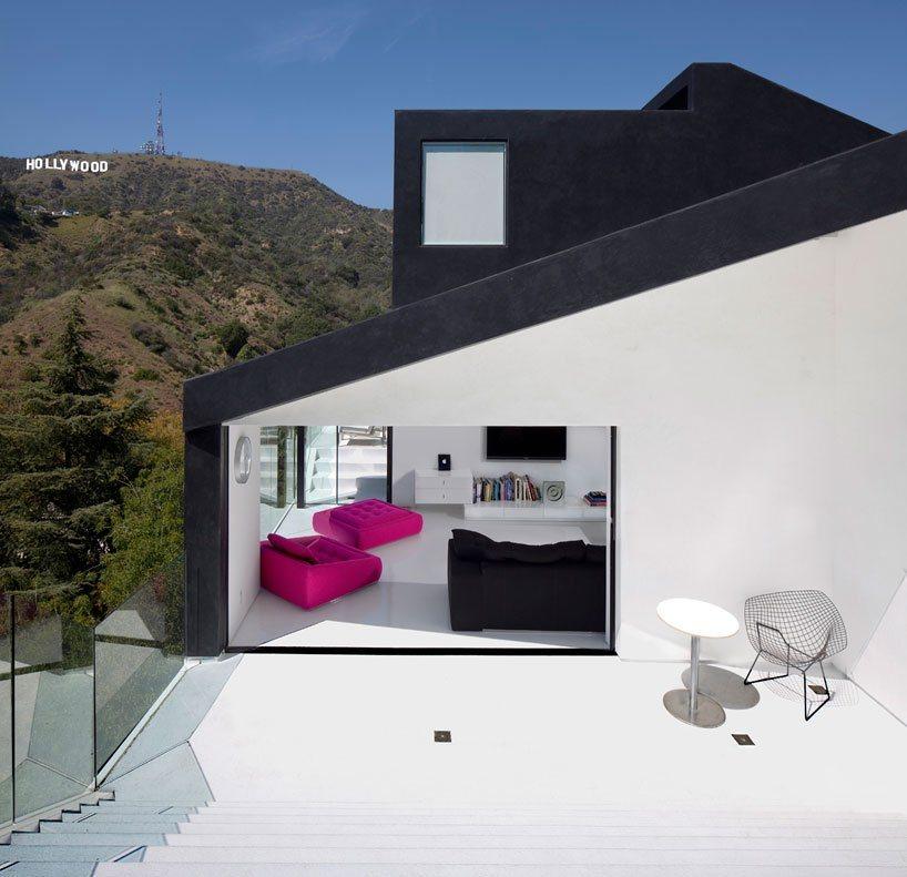 Nakahouse Casa Moderna Sobre A Colina De Hollywood Hills
