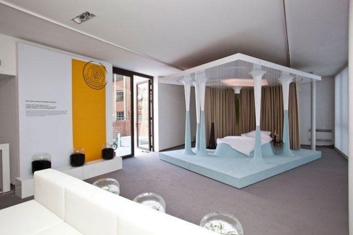 decoracao de interiores quartos de dormir:Once upon a dream, o quarto ideal para dormir. Decoração da casa.