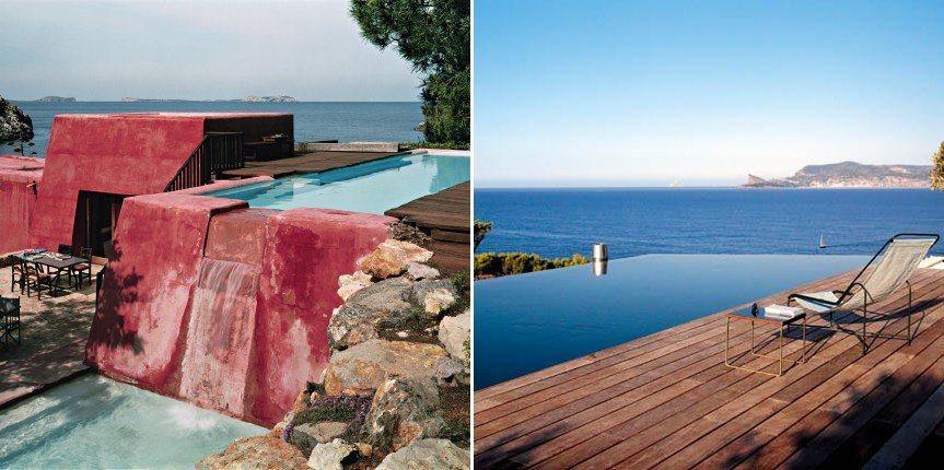 Piscinas para sonhar decora o da casa for Modelos de piscinas infinitas