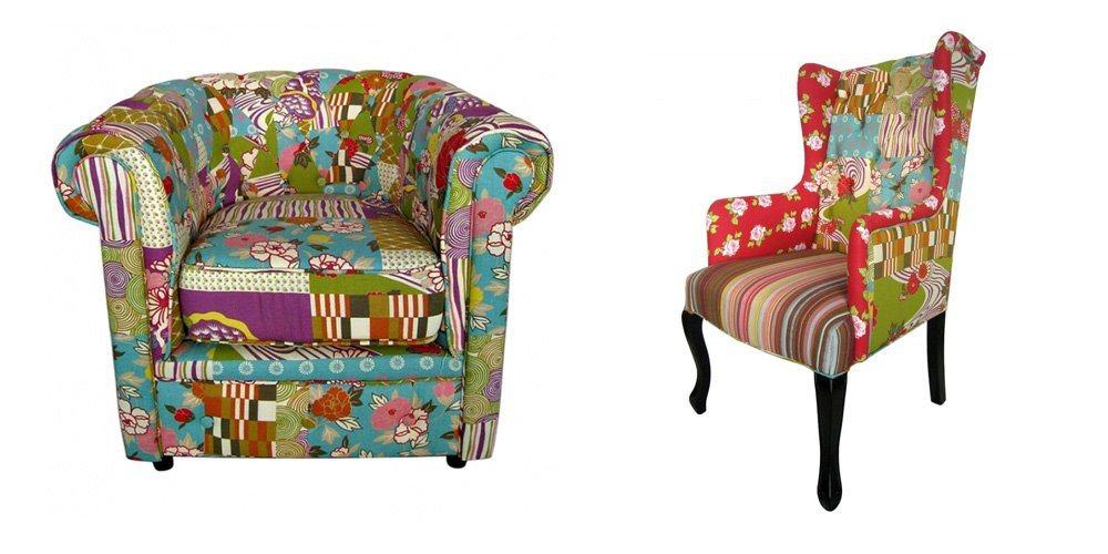 M veis de estilo patchwork entram nas nossas casas - Estilo patchwork ...