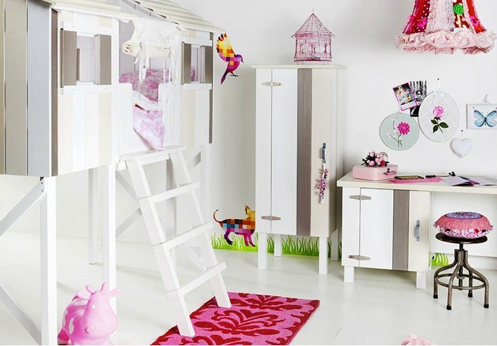 Galeria de quartos infantis da kids factory quartos infantis da kids factory - Habitaciones infantiles originales ...