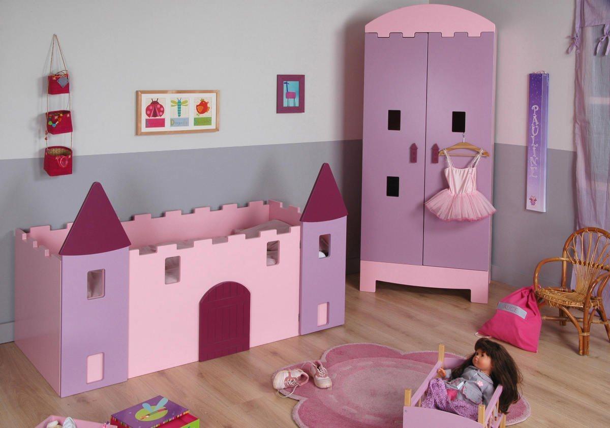 Quartos infantis da octave l ontine decora o da casa - Fabriquer un lit de princesse ...