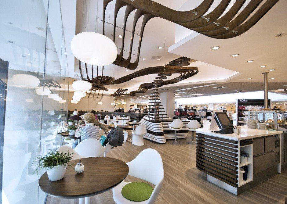 Imagens do restaurante green bistro na alemanha - Restaurante greener ...