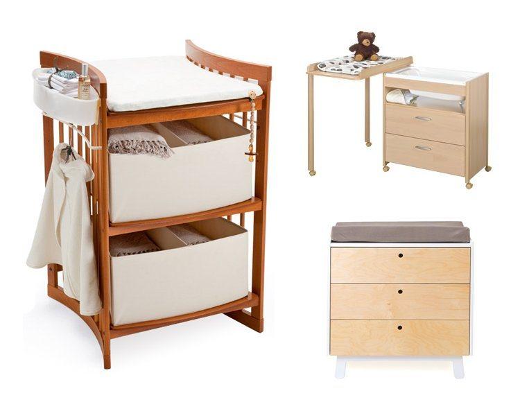 Stokke Care Changing Table Trocar a fralda do bebé é uma operação que vamos realizar muitas ...