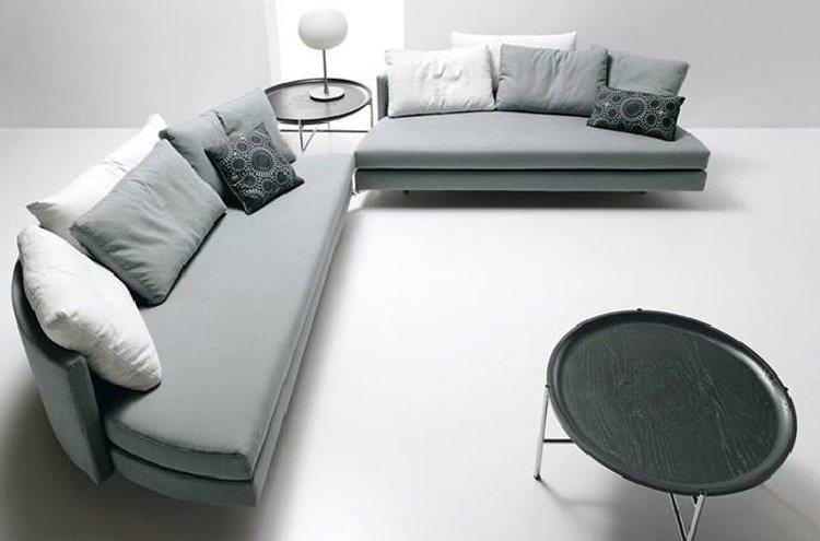 Sof cama circular scoop decora o da casa - Sofa cama comodos ...