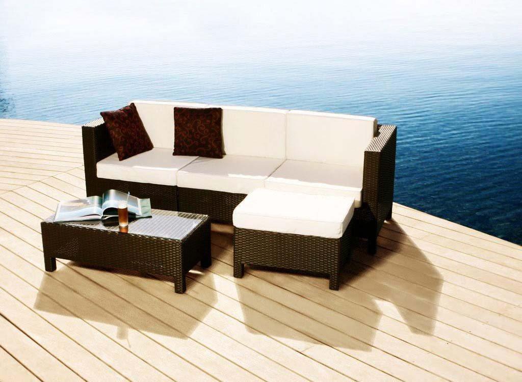sof s de design para o exterior decora o da casa