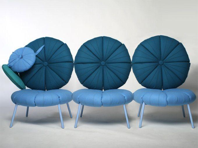 sofas e poltronas com estilo 8 0 Sofás e poltronas para uma Decoração com estilo e bom gosto.
