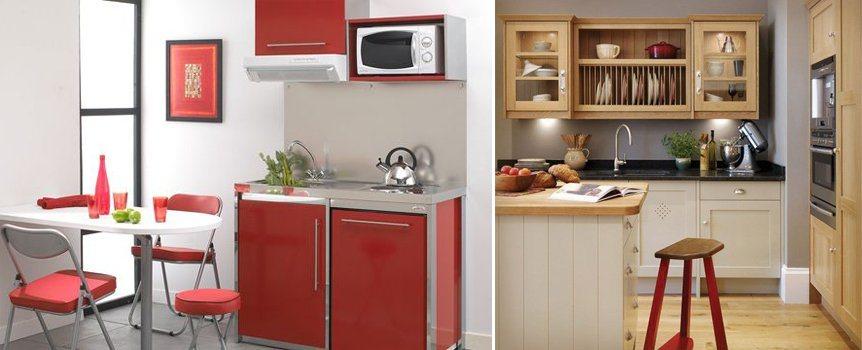Truques de decora o para cozinhas pequenas ii for Decoracion de cocinas muy pequenas