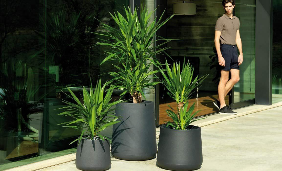 Vasos de exterior vondom decora o da casa - Macetas de exterior ...