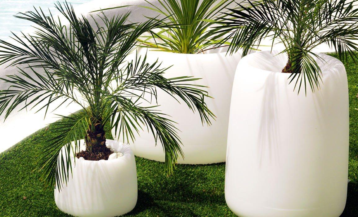 Vasos de exterior vondom decora o da casa - Ver plantas de interior ...